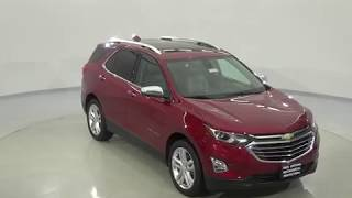 181564 - New 2018 Chevrolet Equinox Red Review
