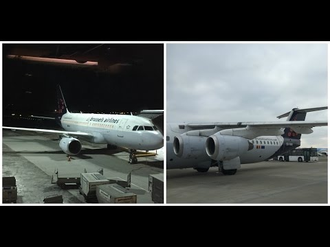 Trip report: Brussels Airlines Economy Class A319/Avro RJ100 OSL-BRU-BLQ, SN2288 & SN3125