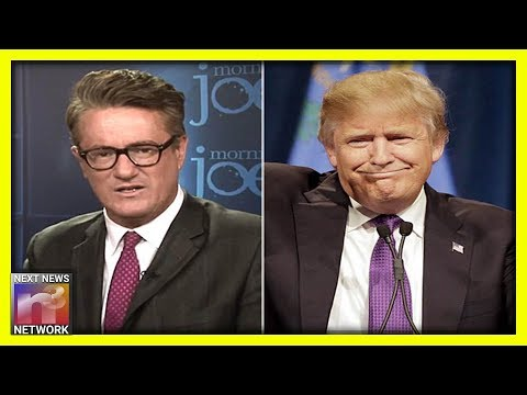 MSNBC's Joe Scarborough INSTANTLY Spouts Off SICK Trump-Bolton Conspiracy Theory