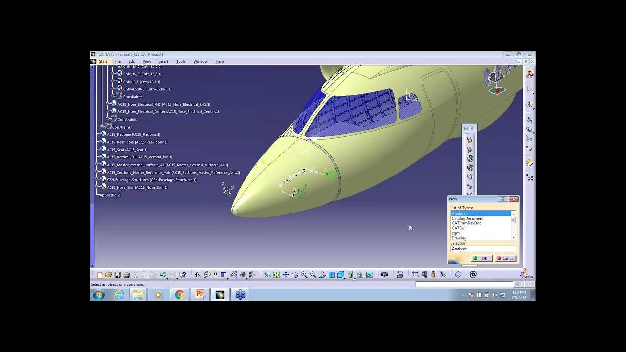 eds technologies webinar on catia v5 electrical harness rh youtube com Catia Car Catia V5 Software