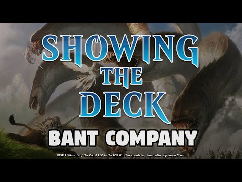 Showing The Deck: Bant Company (Pioneer)