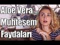 1 Hafta 'Aloe Vera Jeli' Kullanıyorum | Deneme Tahtası