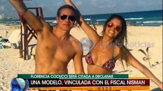 Nisman: modelo citada a declarar - Telefe Noticias