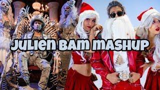Santa der Boss x Die Zahnfee - Julien Bam MASHUP    Celine Bam