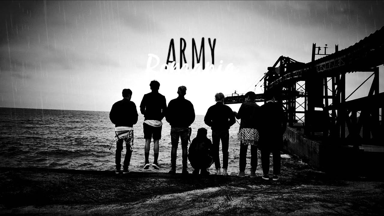 BTS - Hold Me Tight (Rainy Mood & Use Headphones) 💧 - YouTube