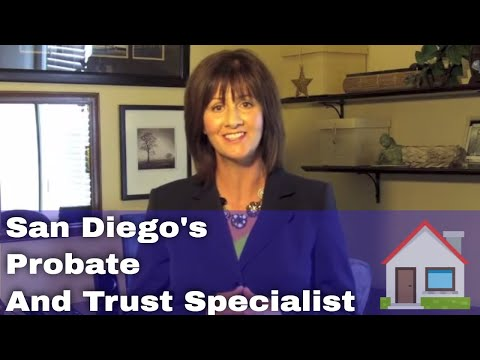 San Diego's Probate and Trust Help with Kim Ward