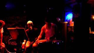 Jammin The Kongas In Bali At A Reggae Bar