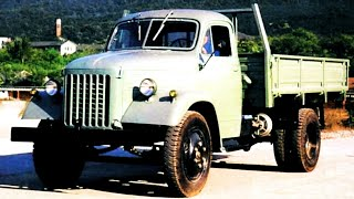 ГАЗОНы ГАЗ 51 и ГАЗ 63 Которых вы никогда не видели   авто ссср #99