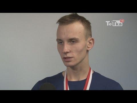 Dwa medale Kamila na seniorskich Mistrzostwach Polski- Tv Tetka Tczew HD