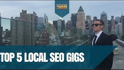 Top 5 Local SEO Gigs For Easy & Fast Page 1 Rankings