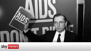 Infected Blood Inquiry: Lord Fowler defends shocking 1980s AIDS ad campaign