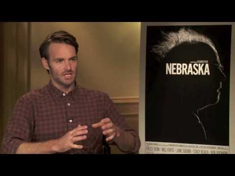 Bruce Dern & Will Forte Interviews - 'Nebraska'
