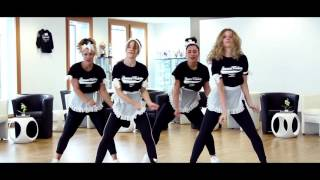 Jennifer Lopez - Aint Your Mama - Partydance ( tutorial )