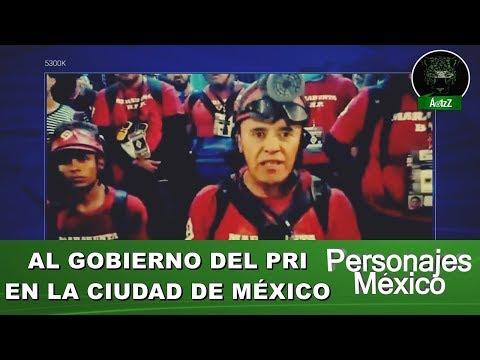 Brigada Marabunta Envía Mensaje Al Gobierno Del PRI 2.0 En CDMX