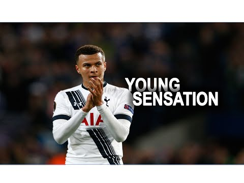 Dele Alli ● Young Player Of The Season ● Skills & Goals ● 2016 HD