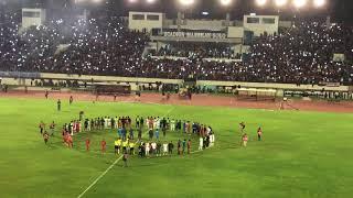 "Anthem ""SATU JIWA"" pasoepati - PERSIS SOLO VS TIMNAS INDONESIA U19"