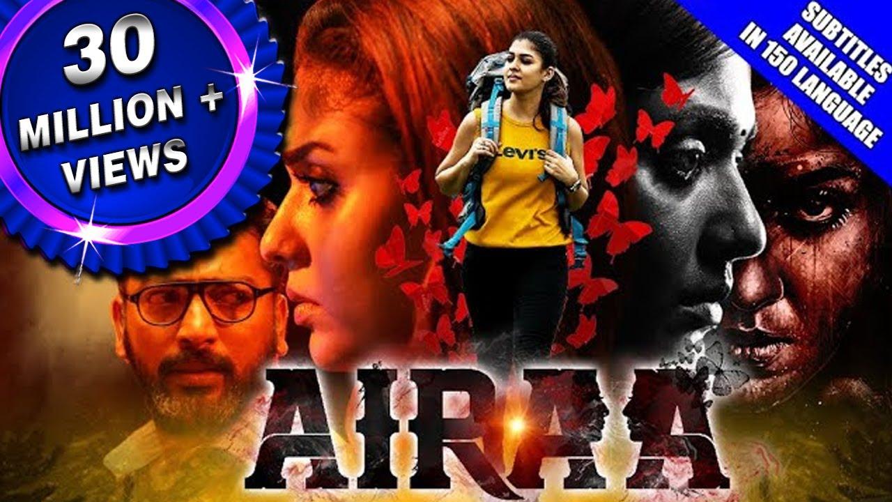 Airaa (2019) New Released Hindi Dubbed Full Movie | Nayanthara, Kalaiyarasan, Yogi Babu