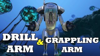 Prawn Suit Drill Arm Fragments   The Noob: Official