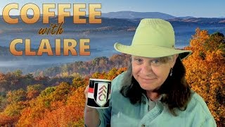Coffee with Claire for August 24, 2014