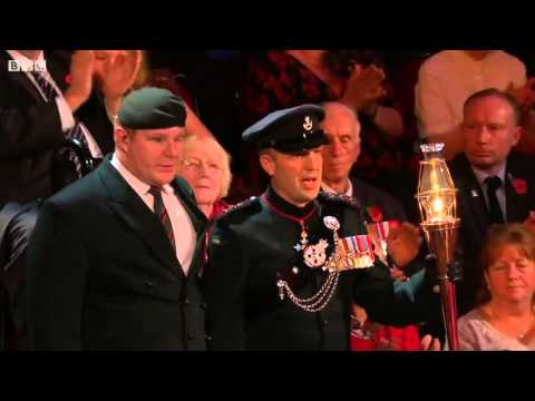Royal British Legion Festival of Remembrance 2015