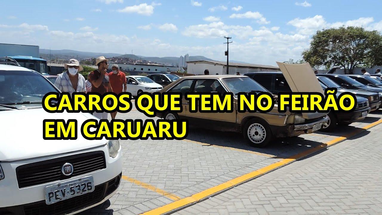 CARROS DISPONÍVEIS NO FEIRÃO EM CARUARU
