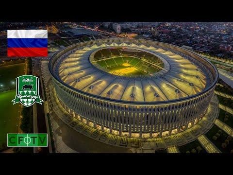 Krasnodar Stadium Fk Krasnodar Youtube