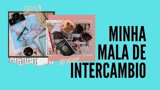 MINHA MALA DE INTERCÂMBIO