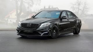 Mansory Mercedes Benz S Class AMG S63 - AWESOME!!! 2015