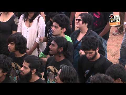 Dismembering The Fallen - Demonic Resurrection (Bacardi NH7 Weekender Bangalore, 2012)