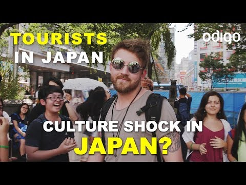 Do Tourists in Japan Experience Culture Shock?