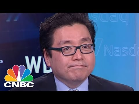Fundstrat's Tom Lee Makes The Case For A Big Bitcoin Rally Post-Tax Day | CNBC