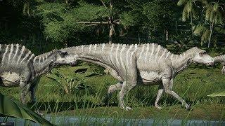 Jurassic World Evolution Safari Park