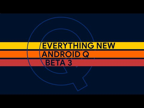 Android Q Beta 3: First Impressions on the Google Pixel 3