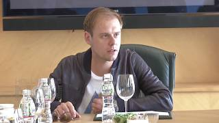 Armin Van Buuren talks about ASOT 700, Personal Life And More | Sunburn Festival 2015
