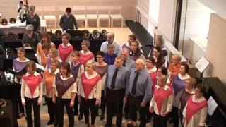 Finlandia - Handbells and Choir