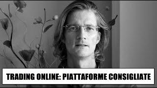 Trading online: piattaforme consigliate (EP.03)