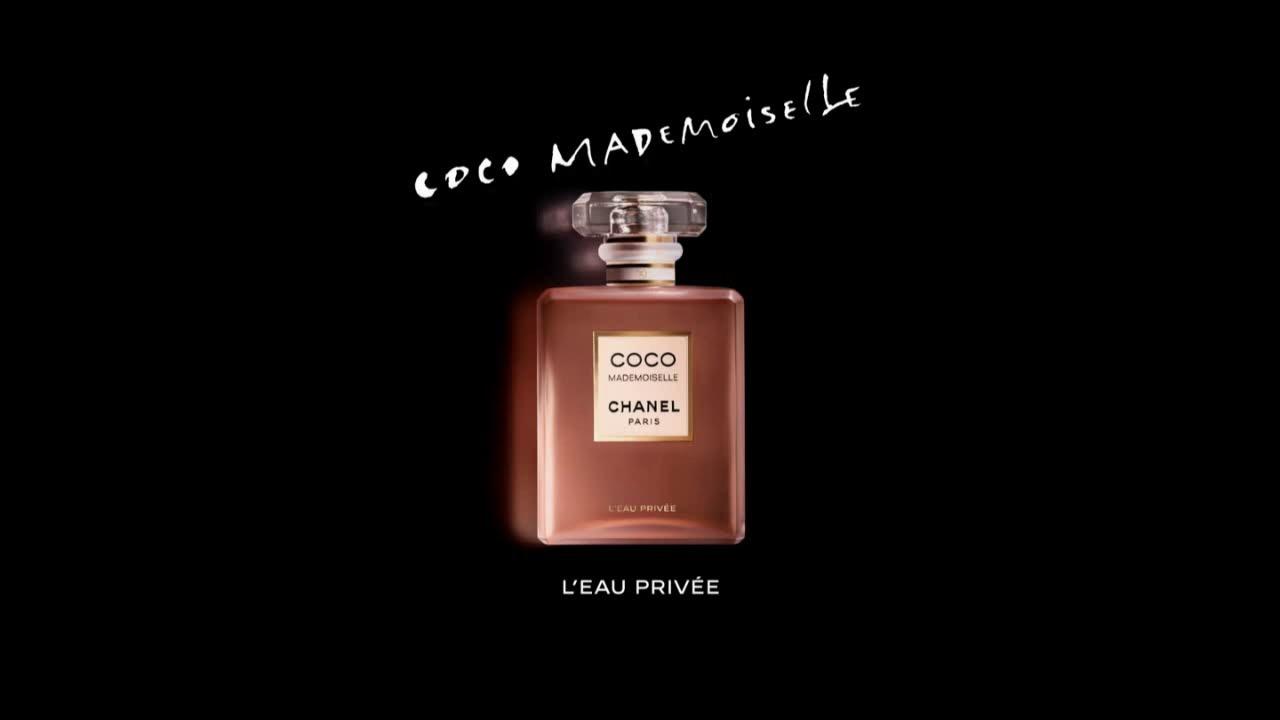 """Musique de la pub Coco Mademoiselle L'eau Privée Chanel Paris """"pour la nuit"""" Pub s Mai 2021"""