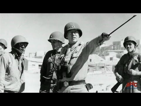 The Tactics of General Patton