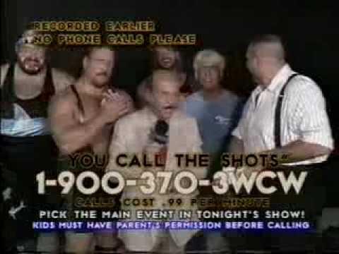 WCW Monday Nitro 11/06/95 Part 1