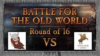 BFTOW Tournament Round 1 - Lionheartx10 Vs Total War Zone
