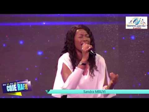 Sandra Mbuyi - Temoignage Poignant Et Chante Emmanuel Du Pasteur Lord
