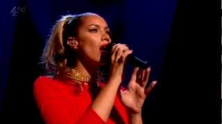 Leona Lewis - Trouble - Live The Alan Carr Chatty Man - 12.10.2012 - HD HIFI