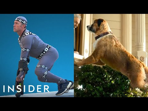 What 7 Creature Performers Looked Like Behind The Scenes   Movies Insider