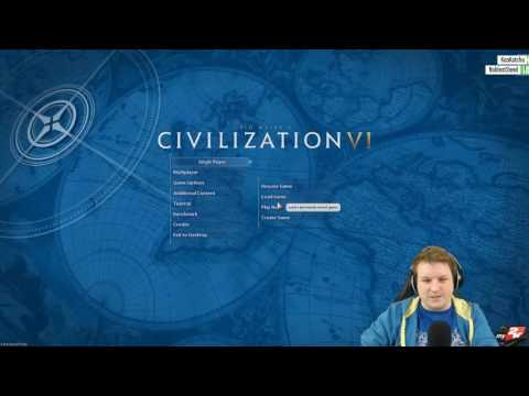 Civ 6 with Friends: Banana Republic Part 1