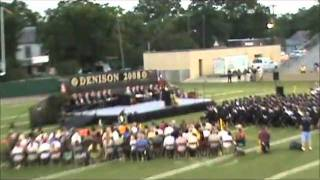 Denison High School Graduation Speech...Sigh