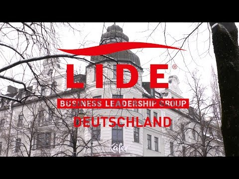 LIDE Deutschland | Business Lunch 2018