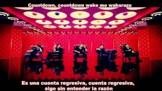 Face Down - Arashi (Sub Español - Romaji)