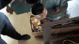 вскрываем топливный фильтр /Гольф 6