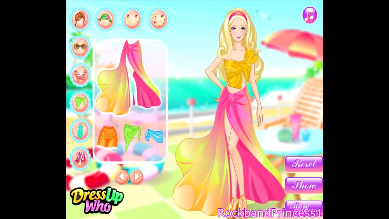 Girl and Dress Up Makeover Games