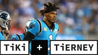 "Cam Newton ""I will be BACK!"" | Tiki + Tierney"